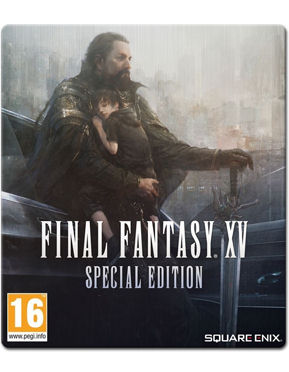 Final Fantasy 15 - Special Edition