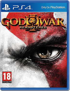 God of War 3 Remastered -E-