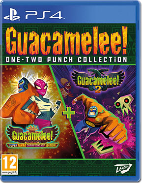 Guacamelee! One-Two Punch Collection -US-