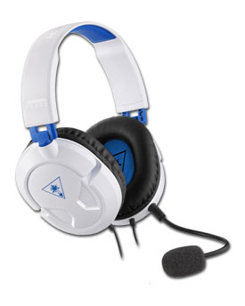 Headset Ear Force Recon 50P -White- (Turtle Beach)