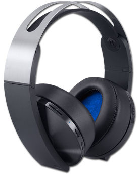 Headset Platinum Wireless 7.1 (Sony)