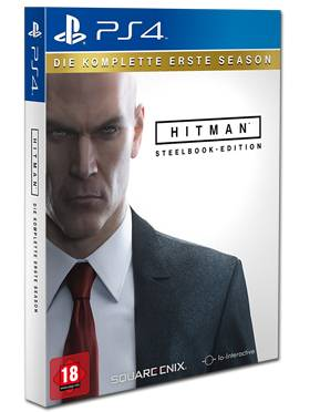 Hitman: The Complete First Season - Steelbook Edition