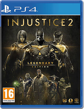 Injustice 2 - Legendary Edition