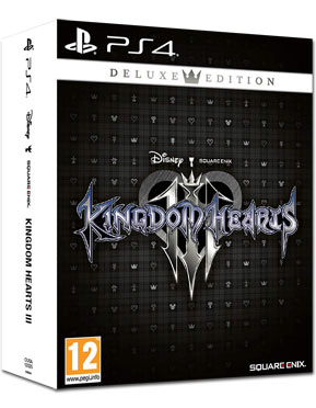 Kingdom Hearts 3 - Deluxe Edition