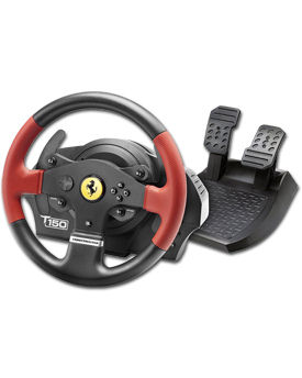 Lenkrad T150 Ferrari Wheel Force Feedback (Thrustmaster)