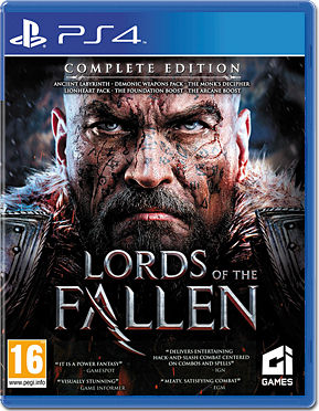 Lords of the Fallen - Complete Edition -US-