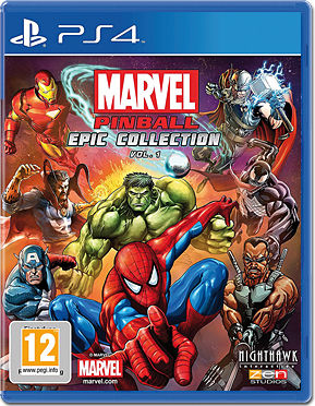 Marvel Pinball - Epic Collection Vol. 1
