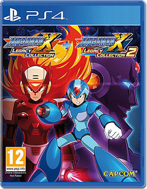 Mega Man X Legacy Collection 1+2 Combo Pack -US-