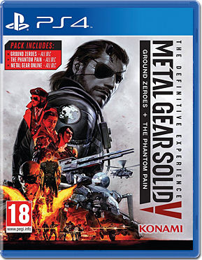 Metal Gear Solid 5: The Definitive Experience -E-