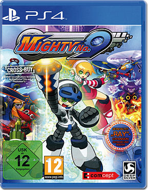 Mighty No. 9 - Ray Edition