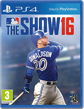 MLB 16: The Show -US-