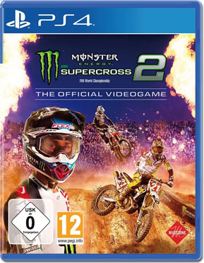 Monster Energy Supercross 2 (inkl. Infinity-Pack)