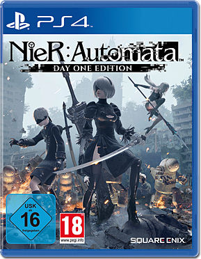 NieR: Automata - Day 1 Edition