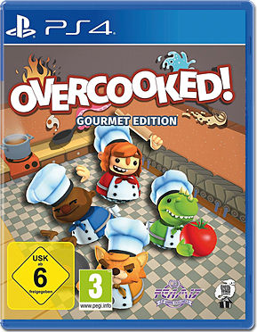 Overcooked! - Gourmet Edition