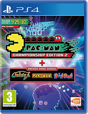 Pac-Man Championship Edition 2 + Arcade Game Series -US-