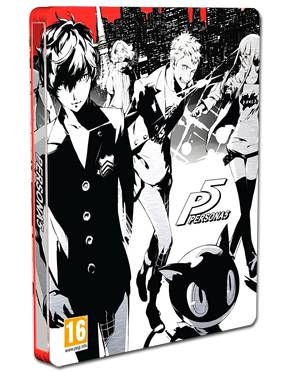 Persona 5 - Steelbook Launch Edition