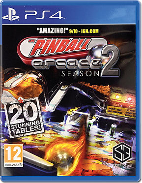 The Pinball Arcade: Season 2 -E-