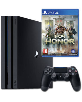 Sony Playstation 4 Pro 1 TB - For Honor Set (Sony)