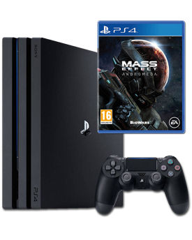 Sony Playstation 4 Pro 1 TB - Mass Effect Set (Sony)