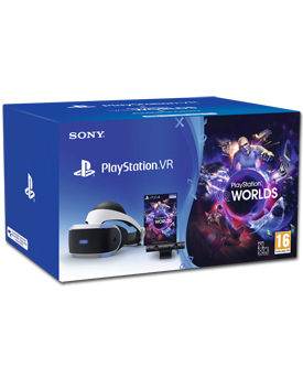 Playstation VR V2 (inkl. VR Worlds Voucher)