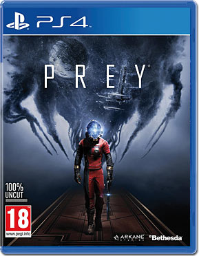 Prey (inkl. T-Shirt)