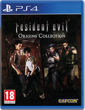 Resident Evil: Origins Collection -US-