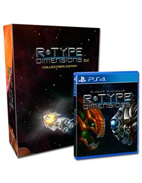 R-Type Dimensions EX - Collector's Edition