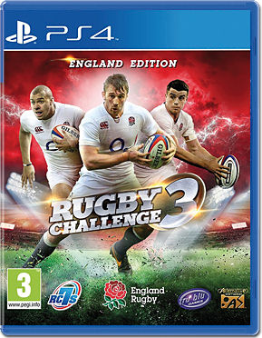 Rugby Challenge 3 -E-