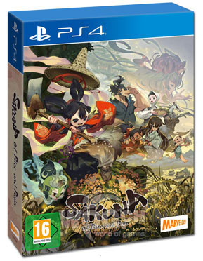 Sakuna: Of Rice and Ruin - Golden Harvest Edition