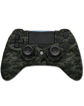 SCUF Impact Controller -Hex Camo Green- (Scuf Gaming)