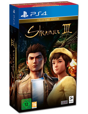 Shenmue 3 - Collector's Edition
