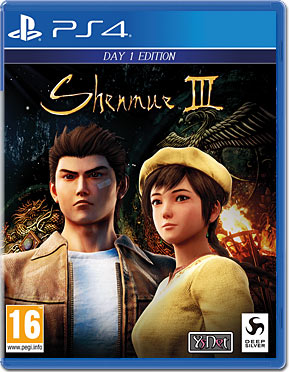 Shenmue 3 - Day 1 Edition