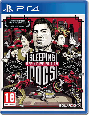 Sleeping Dogs: The Definitive Edition