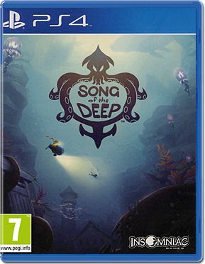 Song of the Deep -US-