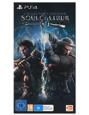Soul Calibur 6 - Collector's Edition