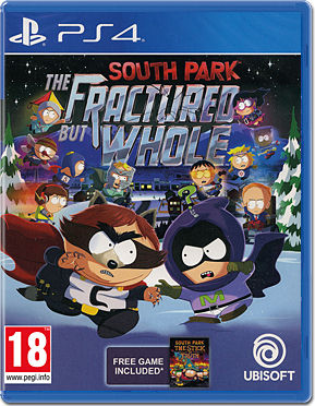 South Park: The Fractured But Whole -US-