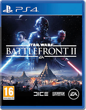 Star Wars: Battlefront 2 -E-