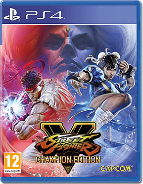 Street Fighter 5: Champion Edition