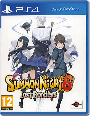 Summon Night 6: Lost Borders - Amu Edition -US-