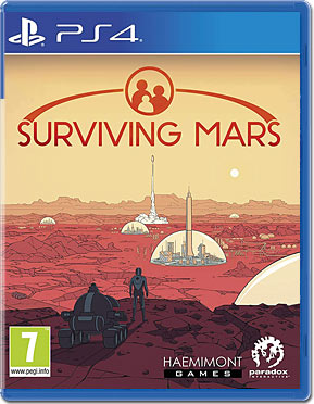 Surviving Mars -E-