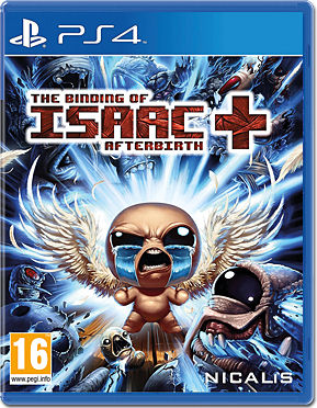 The Binding of Isaac: Afterbirth + -US-