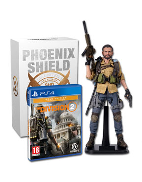 The Division 2 - Phoenix Shield Gold Edition
