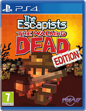 The Escapists: The Walking Dead