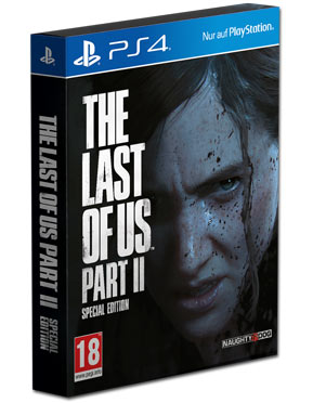 The Last of Us Part II - Special Edition
