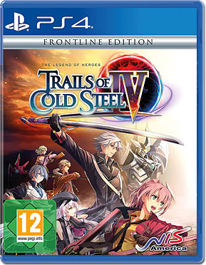 The Legend of Heroes: Trails of Cold Steel 4 - Frontline Edition