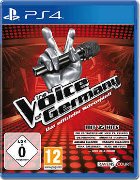 The Voice of Germany (nur Spiel)