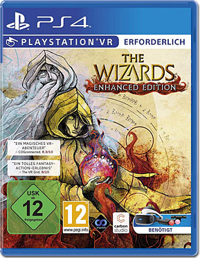 The Wizards VR: Enhanced Edition