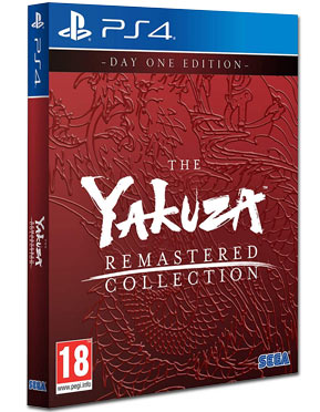 The Yakuza Remastered Collection - Day 1 Edition