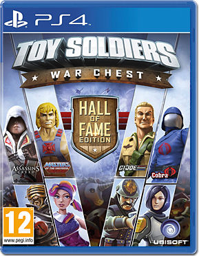 Toy Soldiers: War Chest - Hall of Fame Edition -US-