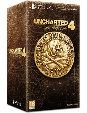 Uncharted 4: A Thief's End - Libertalia Collector's Edition (inkl. Baumwoll-Rucksack)